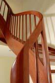 schody łukowe